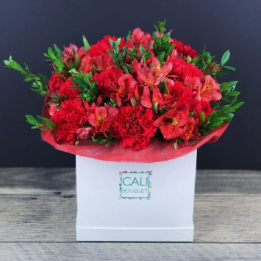 manhattan beach florist Cali Bouquet
