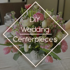 How To Create a Beautiful Light Pink Wedding Centerpieces
