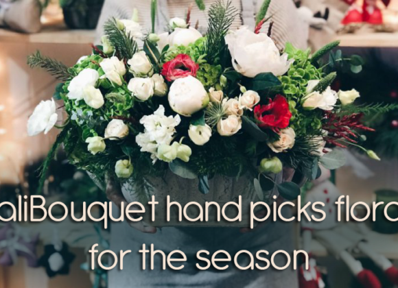 Cali Bouquet featured in The Beach Reporter